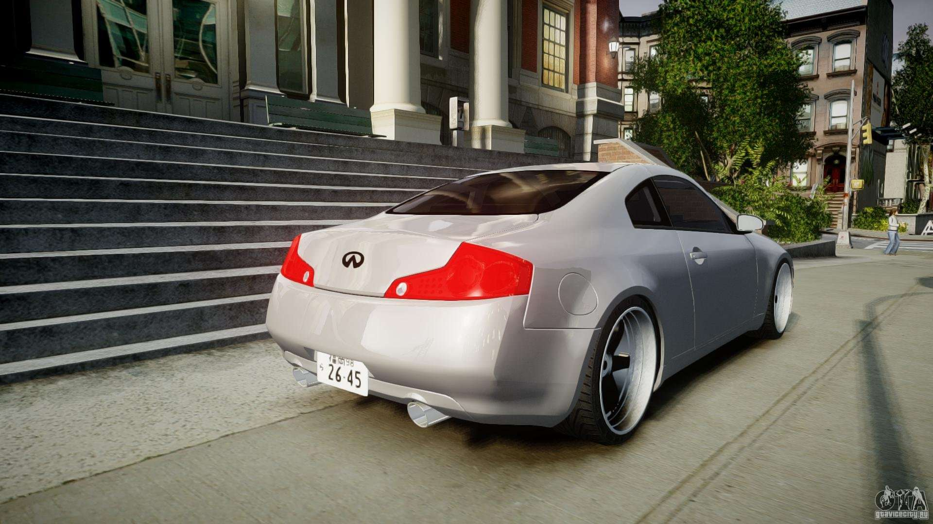 2003 Infiniti G35 Coupe >> Infiniti G35 Coupe 2003 JDM Tune for GTA 4