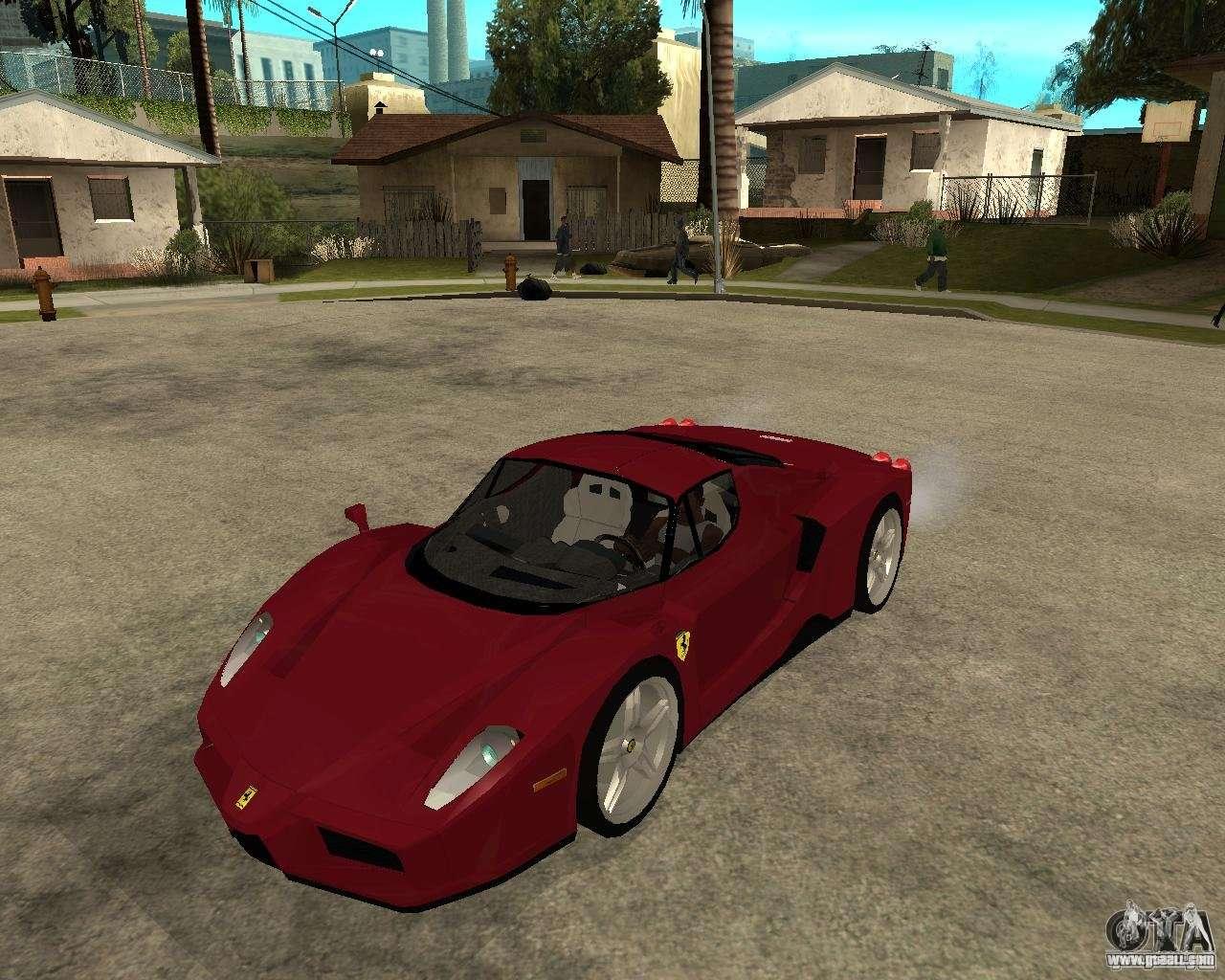 ferrari enzo 2003 v2 final - Ferrari Enzo 2010