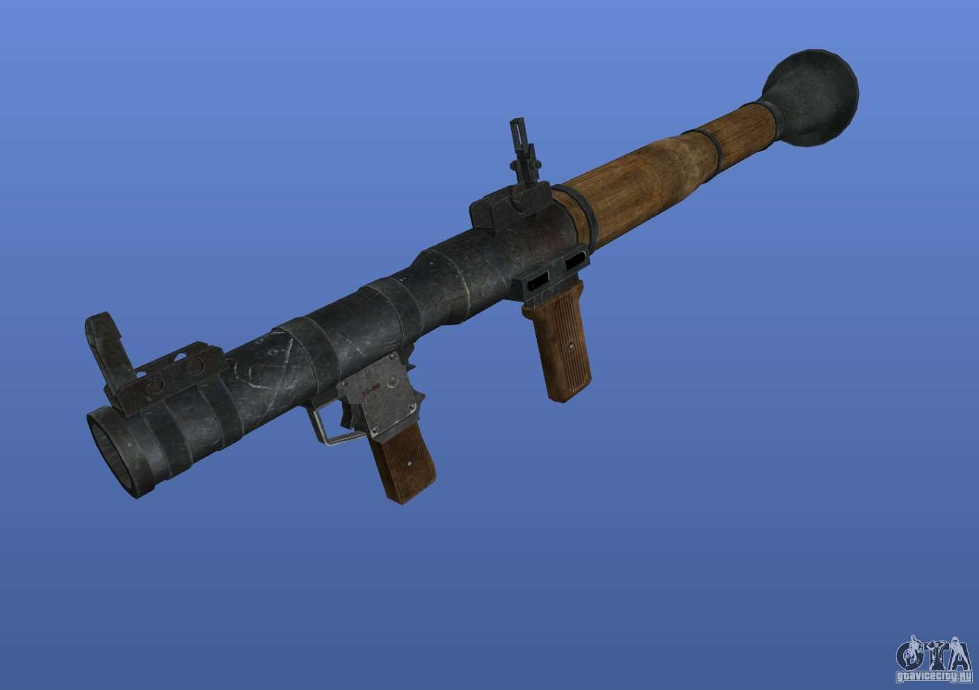 Weapon Textures For Gta 4