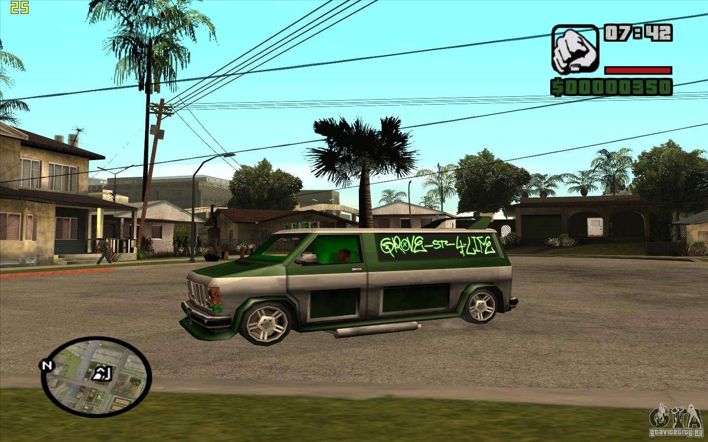 how to start a gang in gta san andreas