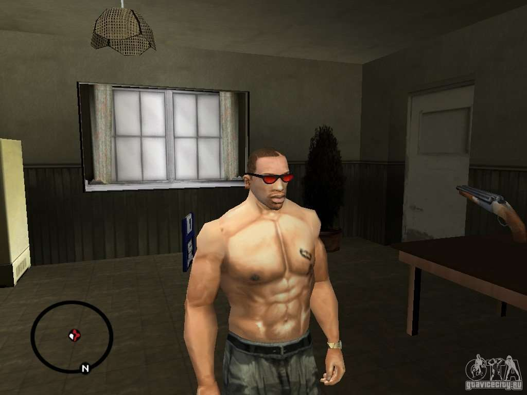 Can You Build Muscle In Gta