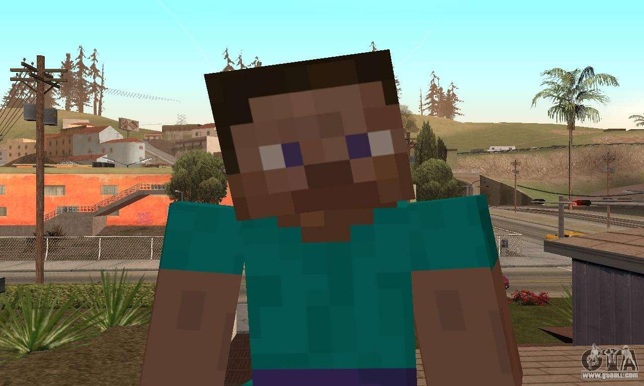 Minecraft Skin Virus - Muat Turun f