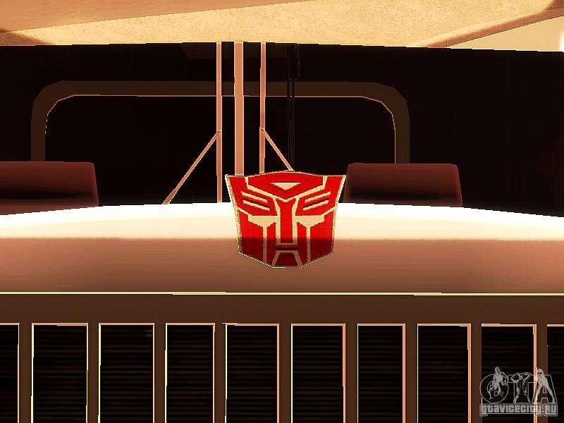 Truck Optimus Prime v2 0 for GTA San Andreas