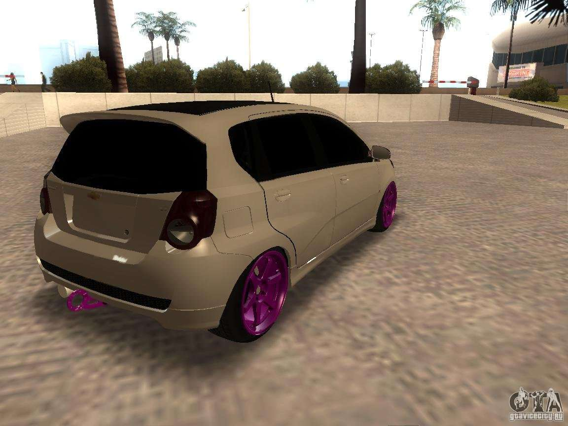 2010 Cobalt Ss >> Chevrolet Aveo Tuning for GTA San Andreas