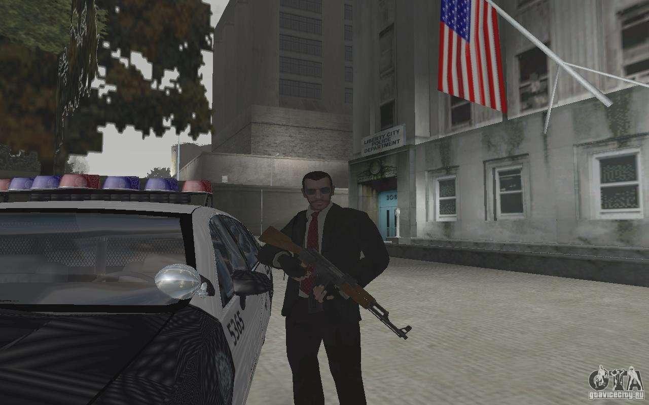 Animation of GTA IV v 2 0 for GTA San Andreas