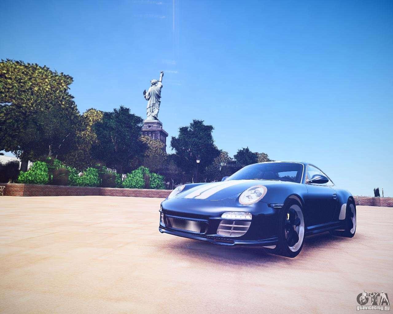 Porsche 911 Sport Classic 2011 V2 0 For Gta 4