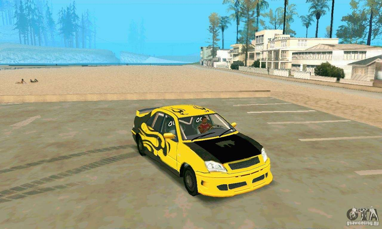 Flatout  Cars For Gta Sa