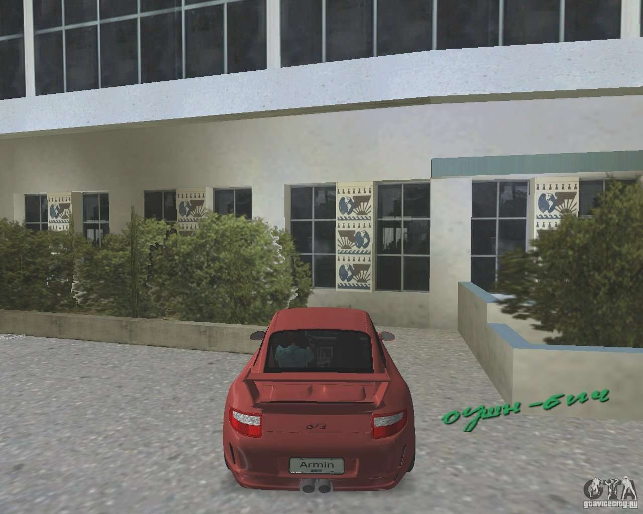 porsche 911 gt3 for gta vice city. Black Bedroom Furniture Sets. Home Design Ideas