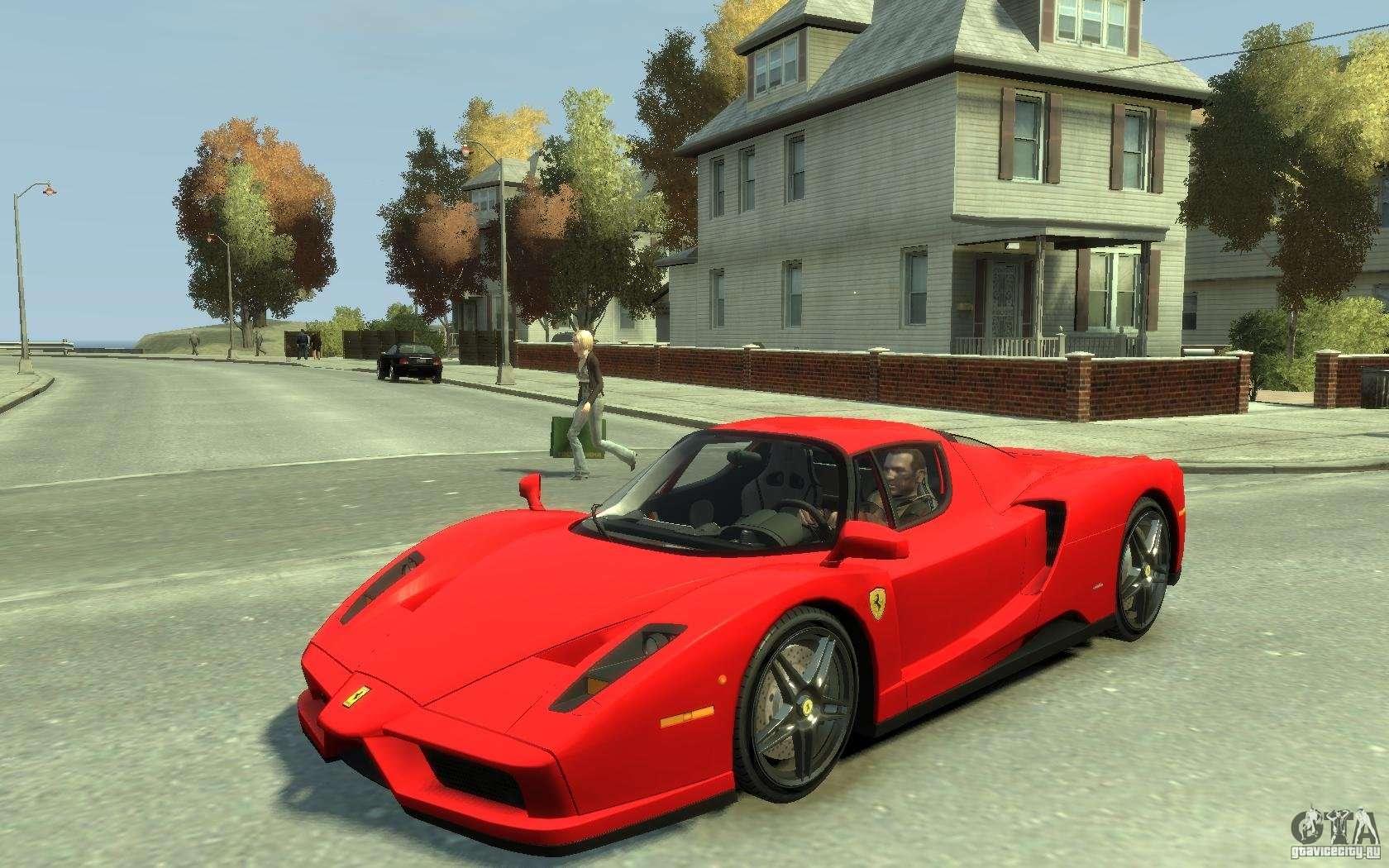 Ferrari Enzo Epm V1 For Gta 4