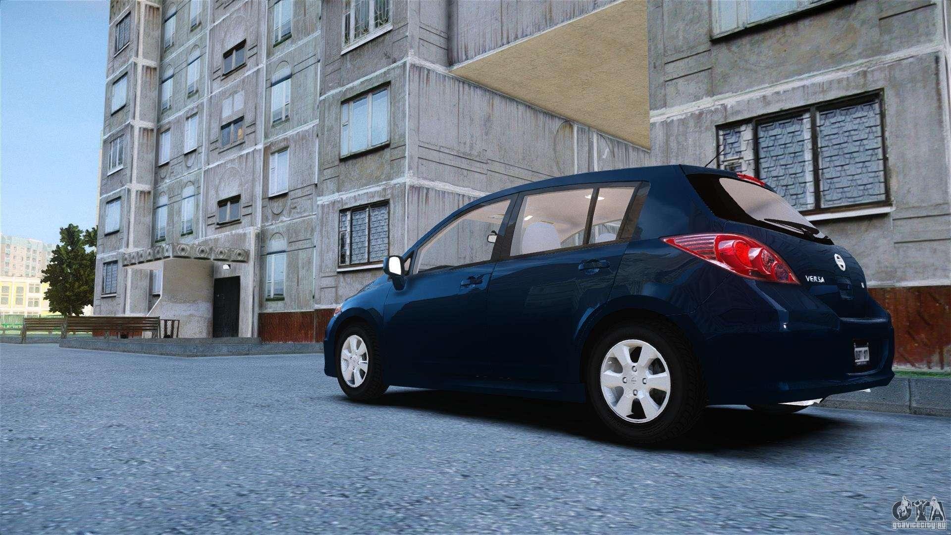 Nissan Versa for GTA 4
