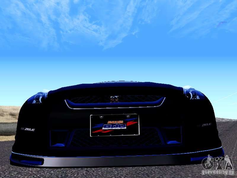 Nissan Skyline R35 Drift Tune for GTA San Andreas