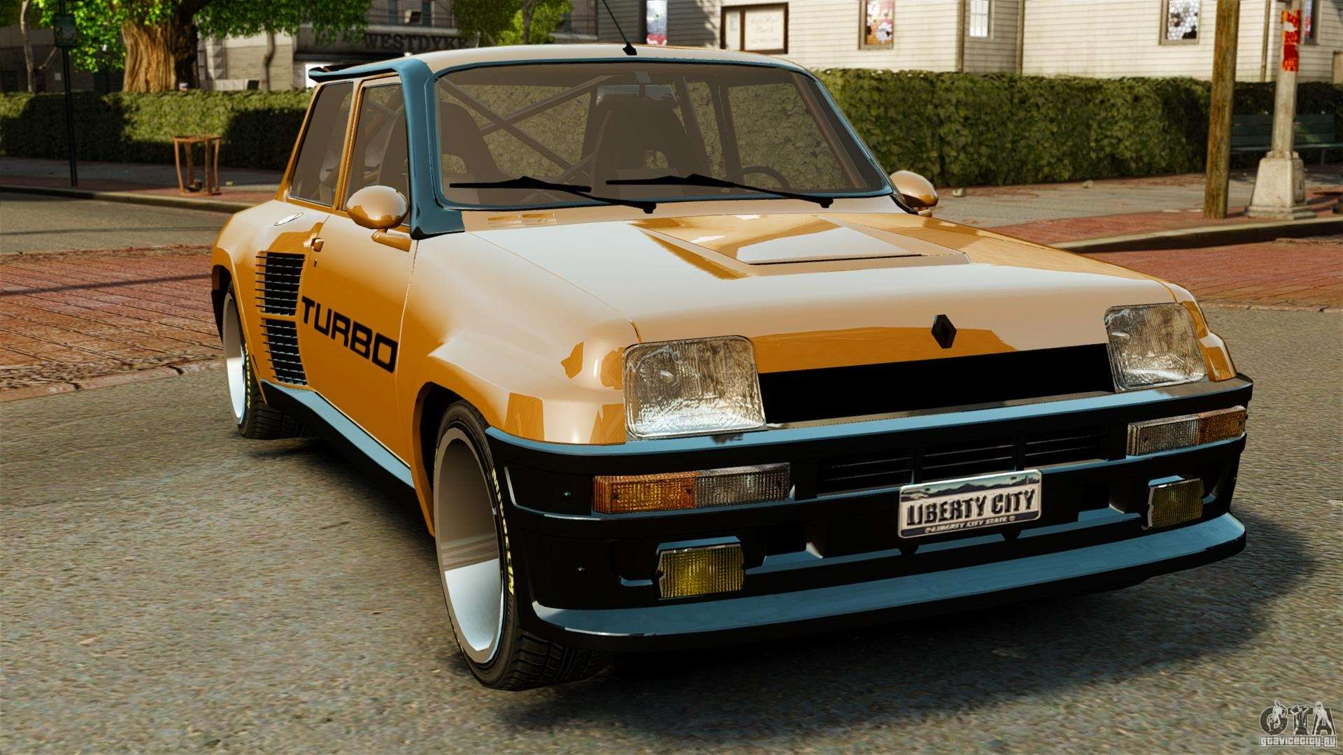 renault 5 turbo for gta 4. Black Bedroom Furniture Sets. Home Design Ideas