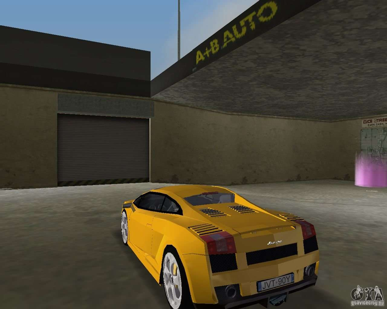 Lamborghini Gallardo V 2 For Gta Vice City