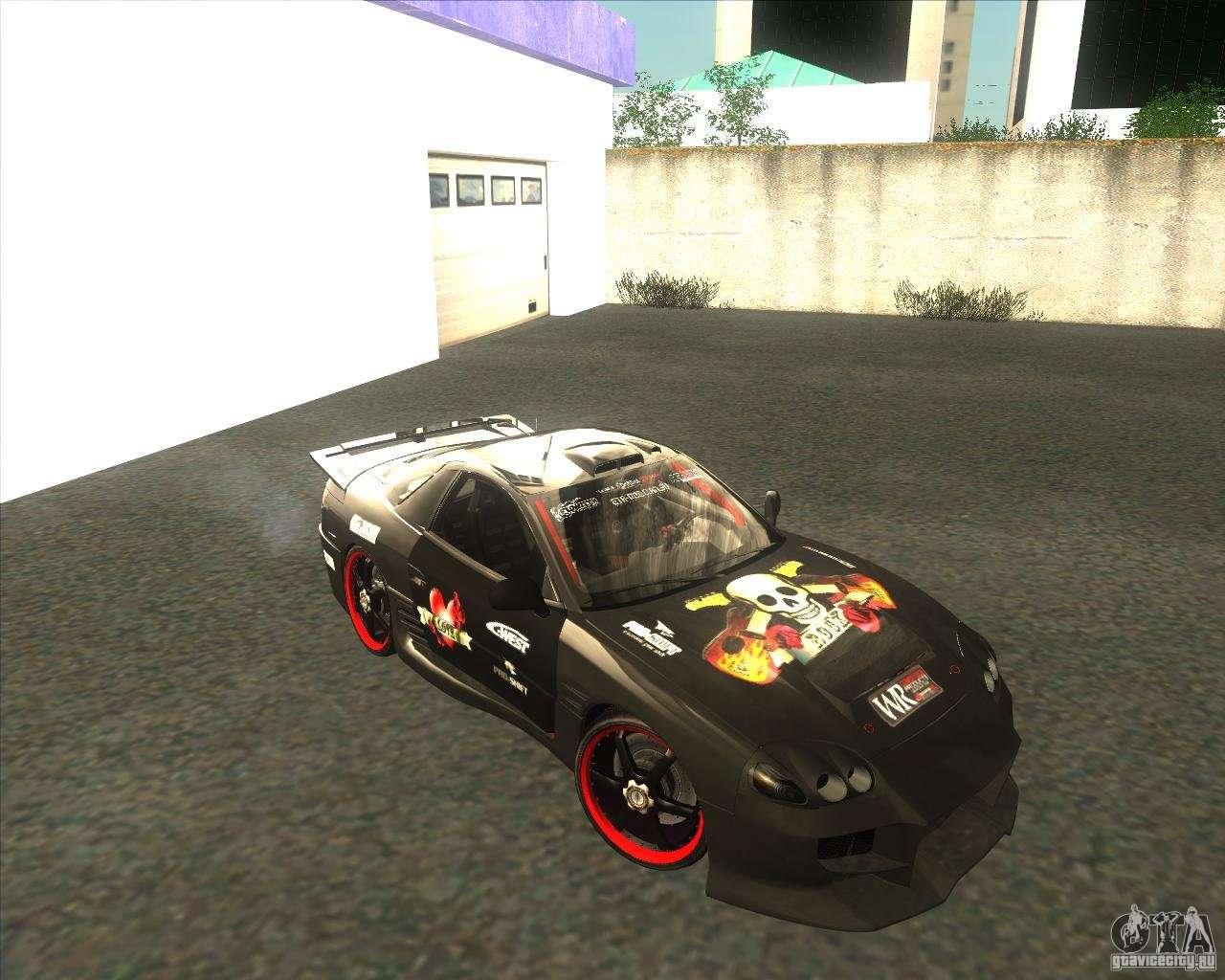 Mitsubishi 3000 GT for GTA San Andreas