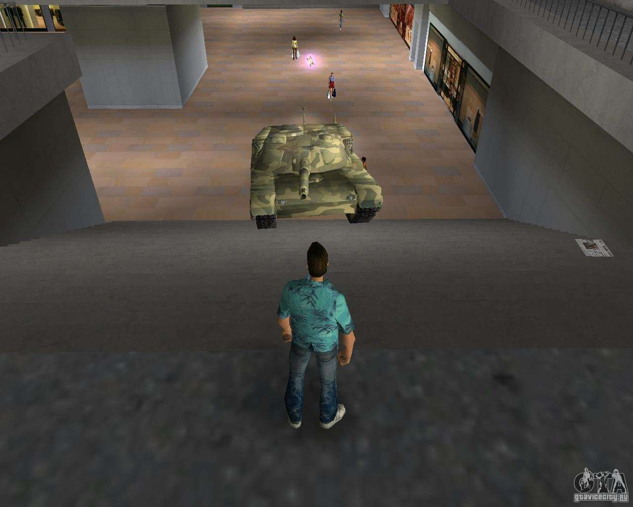 how to get panzer in gta san andreas