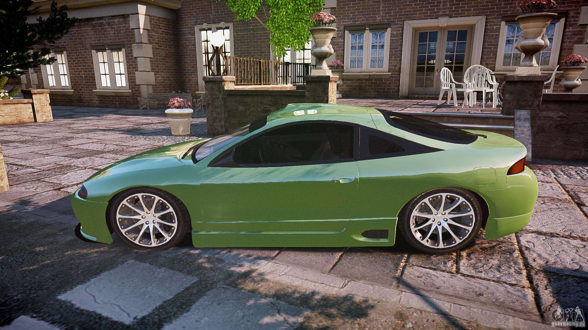 Mitsubishi Eclipse for GTA 4