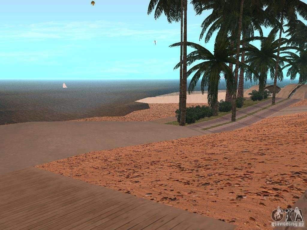 Hq Beach V1 0 For Gta San Andreas
