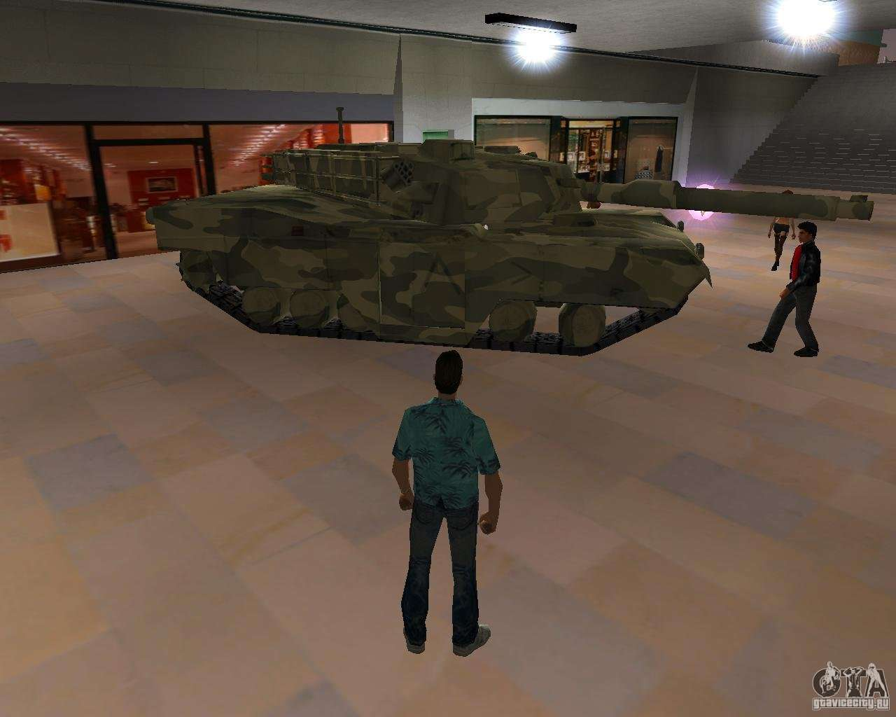 gta 4 rhino tank cheat code camo tank for gta vice city