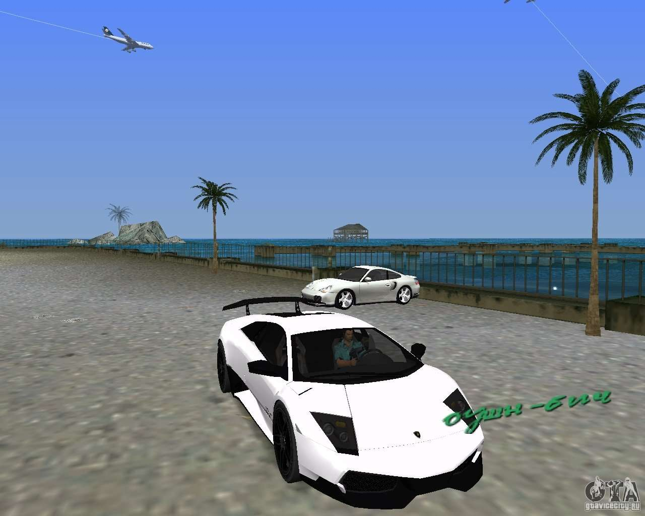 Lamborghini Diablo Sv For Gta Vice City