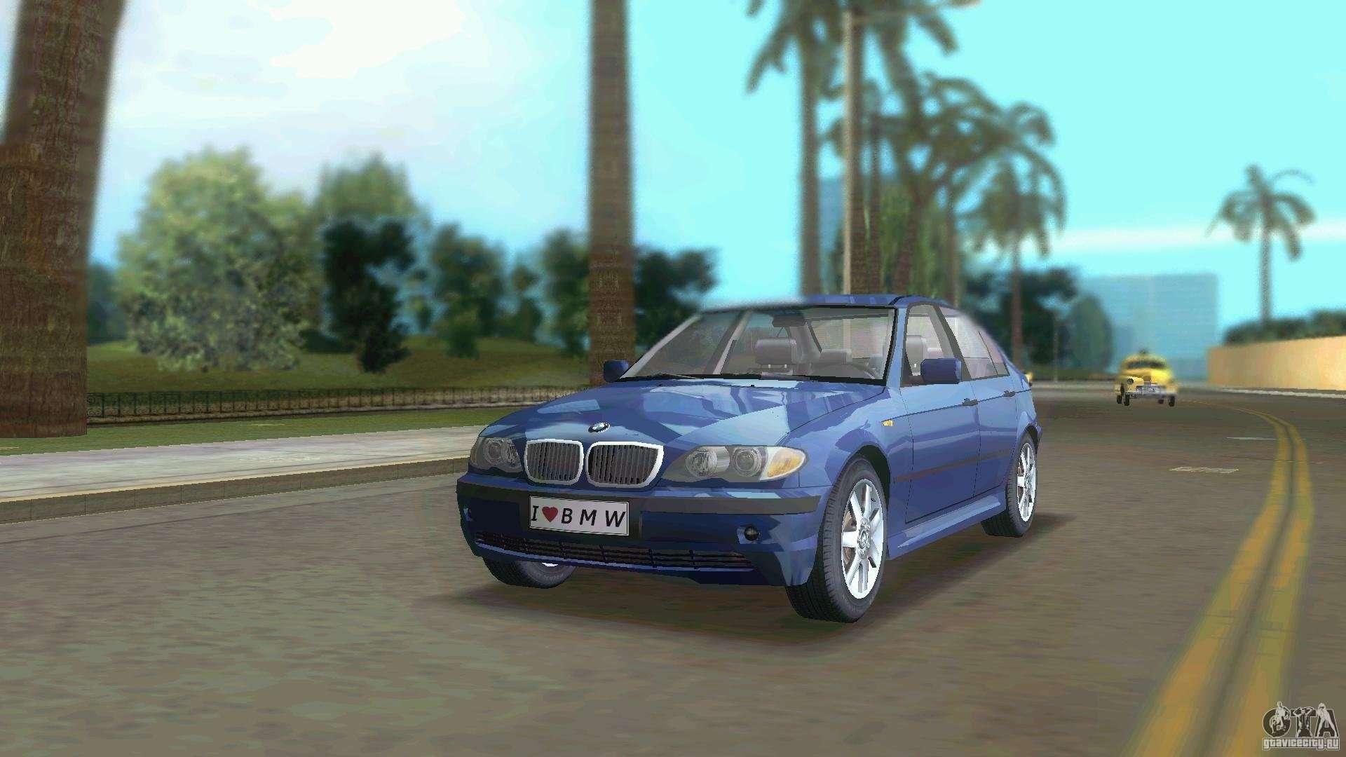 ENB v0075 for GTA Vice City