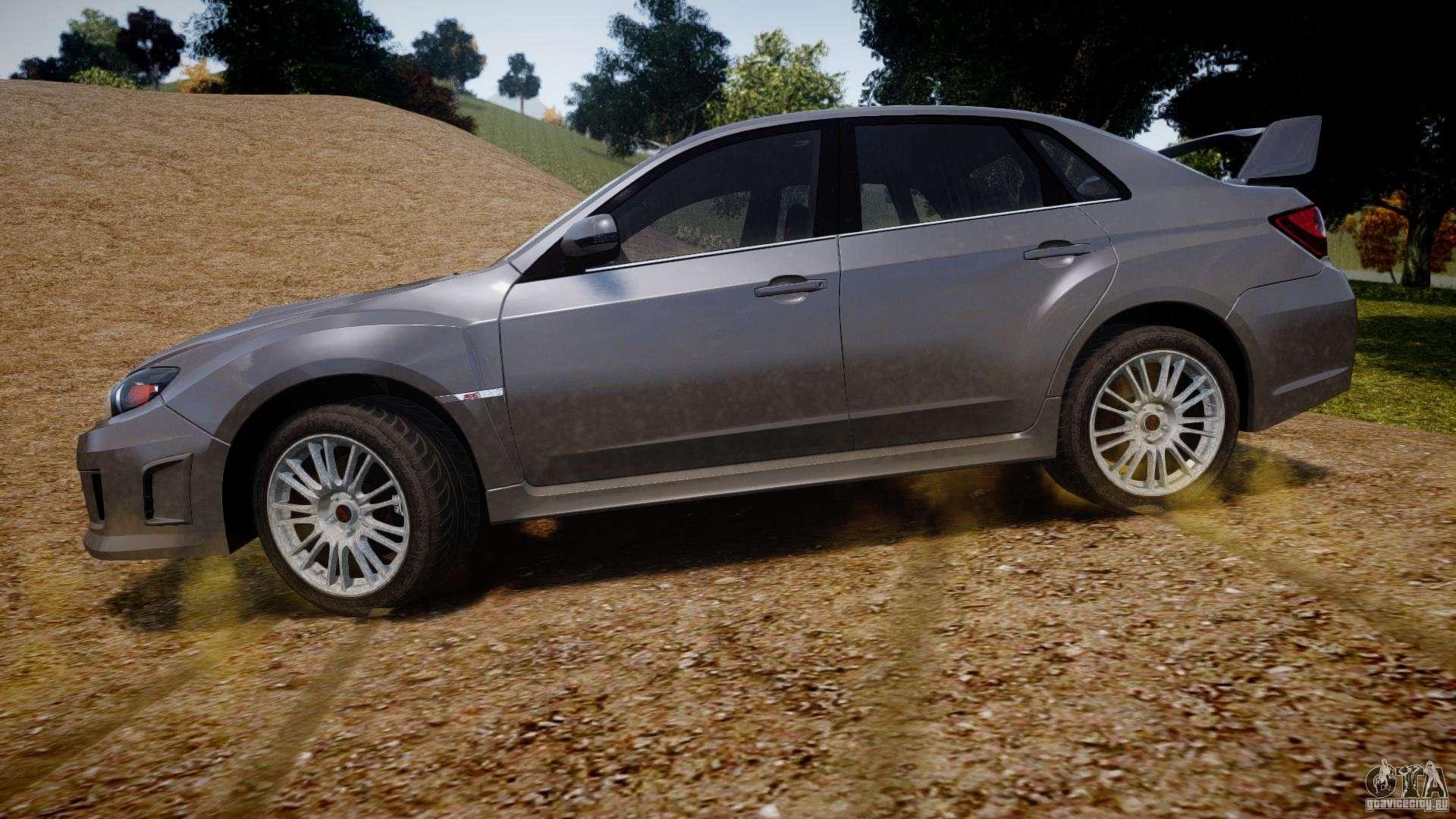 Subaru impreza sti cosworth cs400 2011 all 2016 eurovision song subaru impreza wrx sti 2011 for gta 4 interior vanachro Choice Image