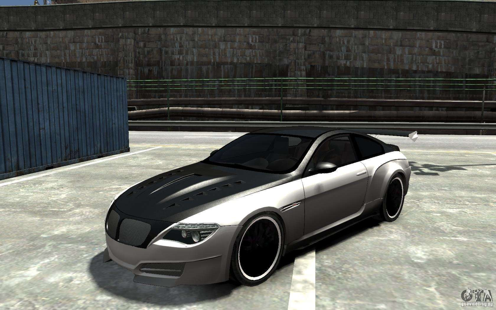 BMW M Tuning For GTA - 2011 bmw m6