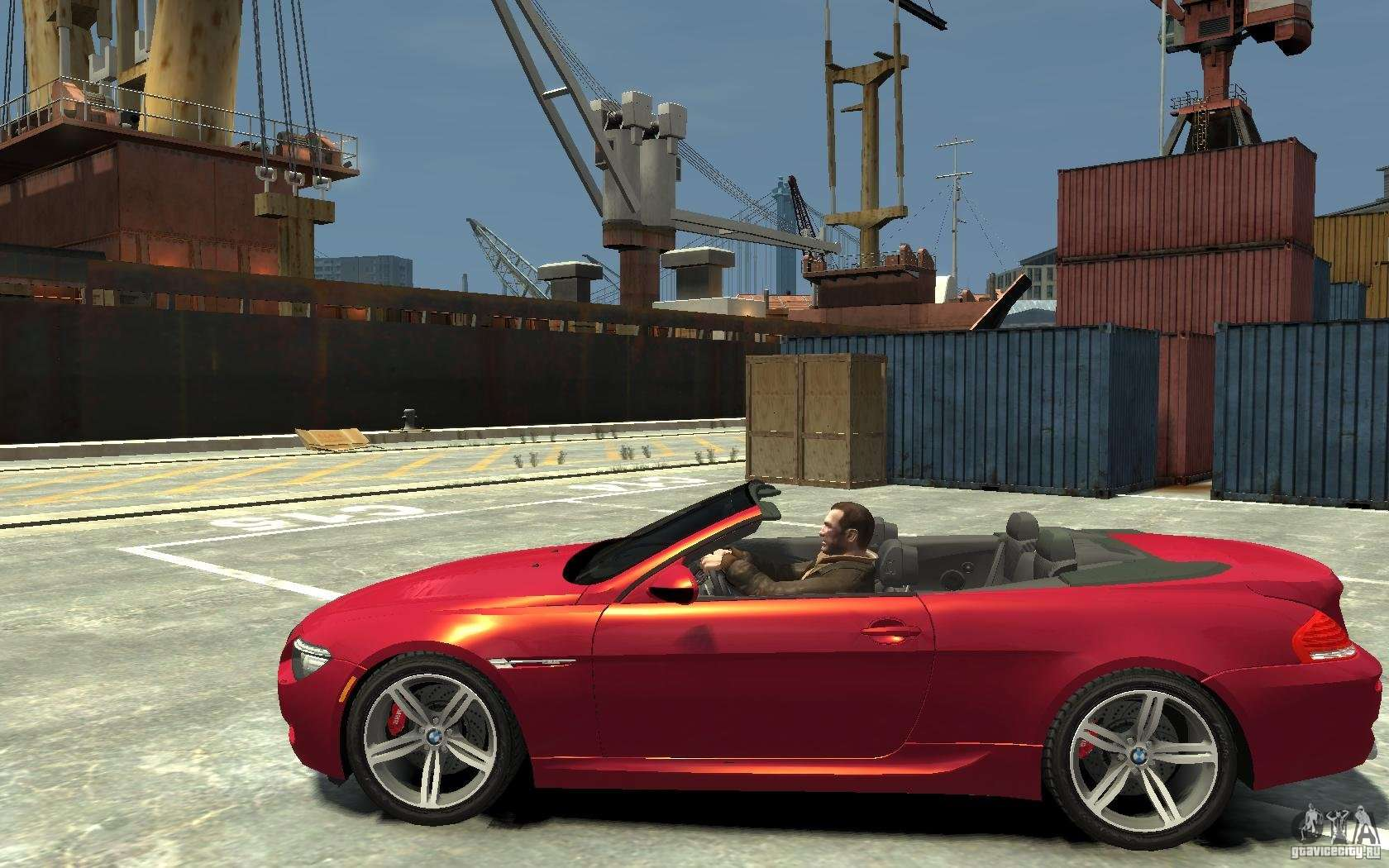 bmw m6 convertible for gta 4. Black Bedroom Furniture Sets. Home Design Ideas