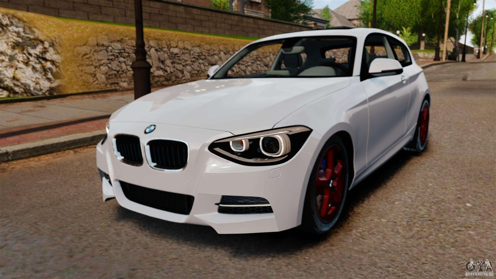 bmw 135i m power 2013 for gta 4. Black Bedroom Furniture Sets. Home Design Ideas