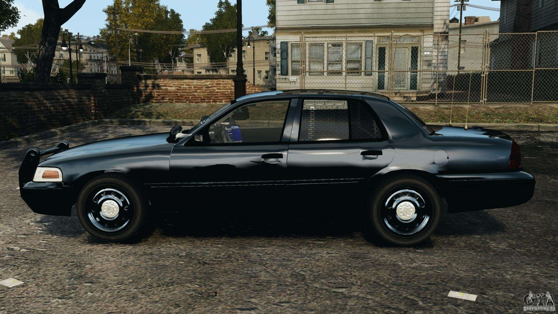 Gta 5 General Lee 1970 Ford Crown Victoria Texture For Charger Gta5modscom