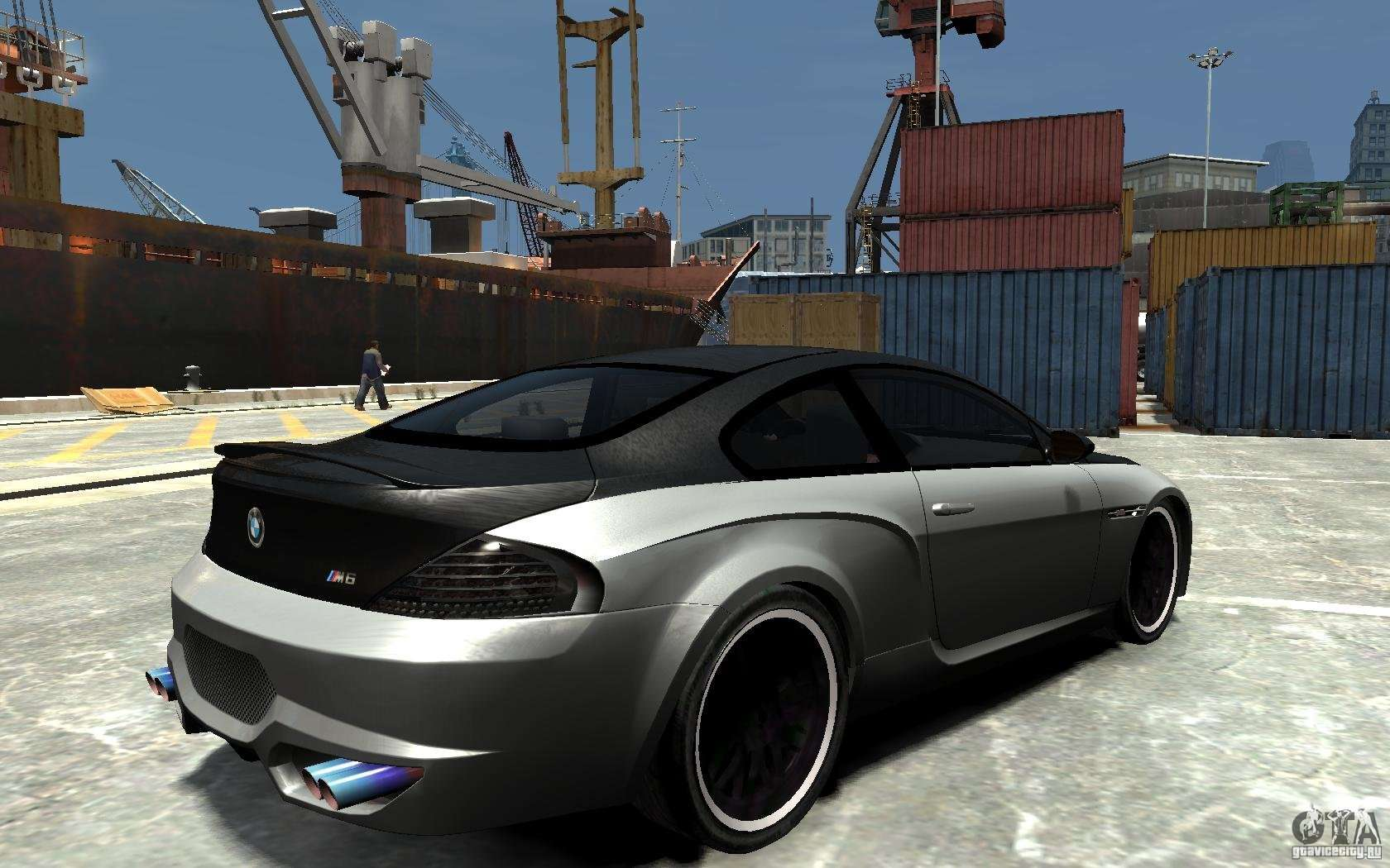 bmw m6 tuning for gta 4. Black Bedroom Furniture Sets. Home Design Ideas