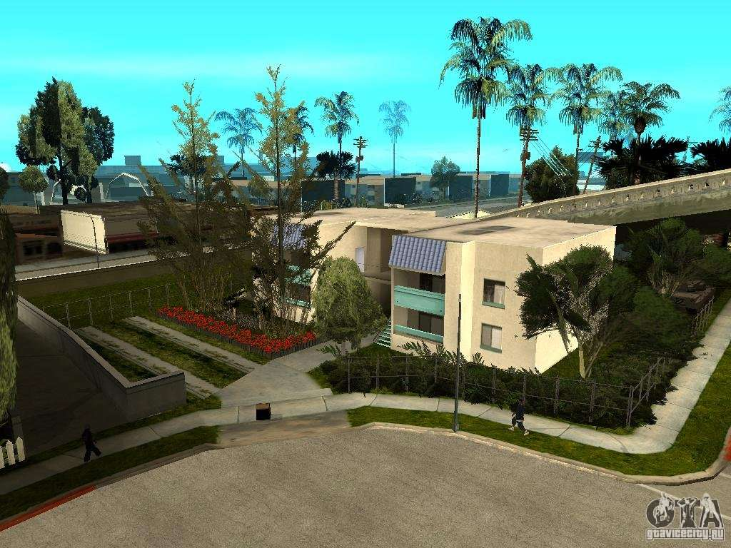 New grove street tado edition for gta san andreas for Grove house