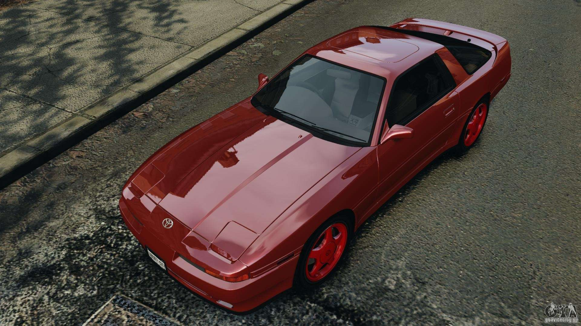 Toyota Supra 3 0 Turbo Mk3 1992 V1 0 Epm For Gta 4