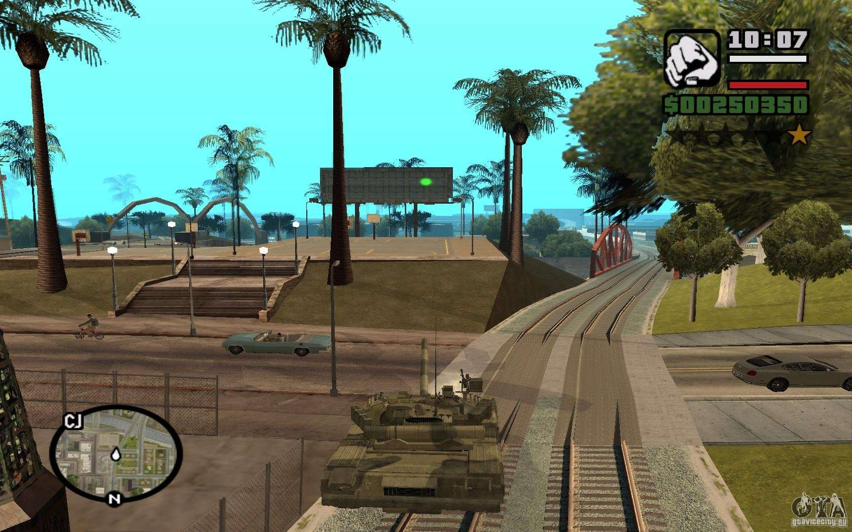 how to fly rocket man in gta san andreas