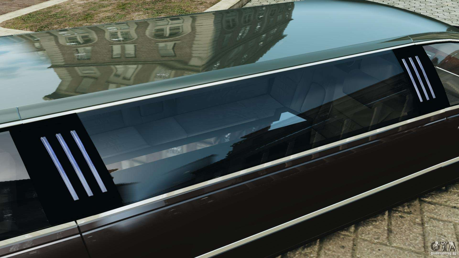 lincoln town car limousine 2006 for gta 4. Black Bedroom Furniture Sets. Home Design Ideas