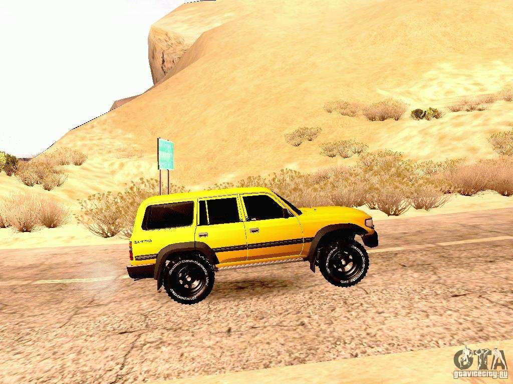 toyota land cruiser 80 off road rims for gta san andreas. Black Bedroom Furniture Sets. Home Design Ideas