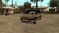 Opel Zafira for GTA San Andreas