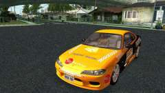 Nissan Silvia S15 Tunable for GTA San Andreas