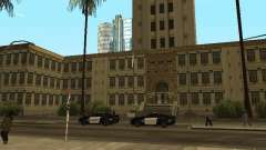 Emergency exit of the LSPD