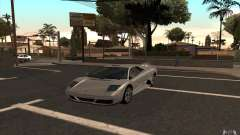 Infernus from GTA 4 for GTA San Andreas