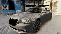 Chrysler 300 SRT8 2012 for GTA 4