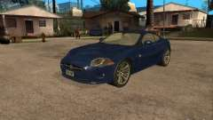 Jaguar XK for GTA San Andreas
