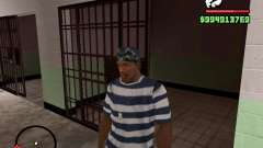 A real arrest for GTA San Andreas