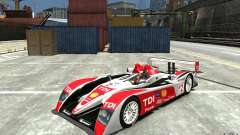 Audi R10 TDI for GTA 4