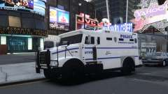 Enforcer Emergency Service NYPD