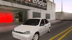 LADA Kalina sedan for GTA San Andreas