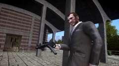 H&K MP5k for GTA 4