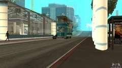 Double Decker Tram for GTA San Andreas