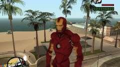 Iron man 2 for GTA San Andreas