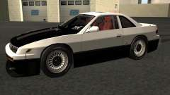 Nissan Silvia S13 streets phenomenon for GTA San Andreas