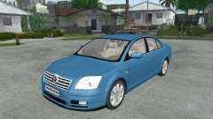 Toyota Avensis V2.0 for GTA San Andreas